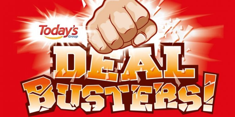 Today s Deal Busters