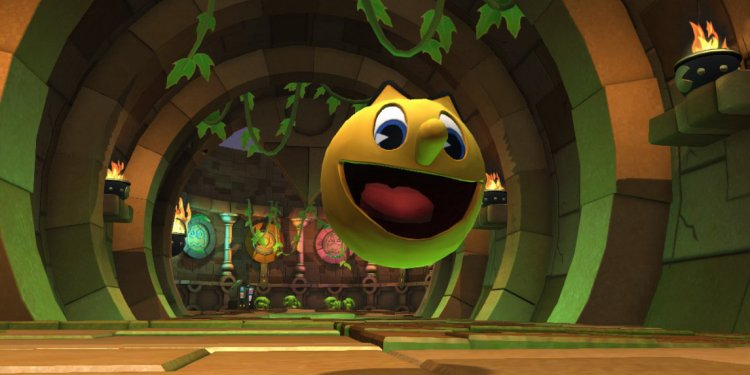 1+ images about Pac Man and