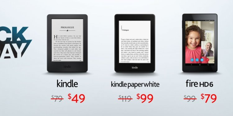 Amazon Kindle HD6 color tablet