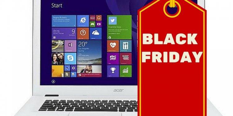 Best Black Friday laptop