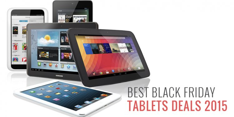 Best Black Friday Tablet Deals