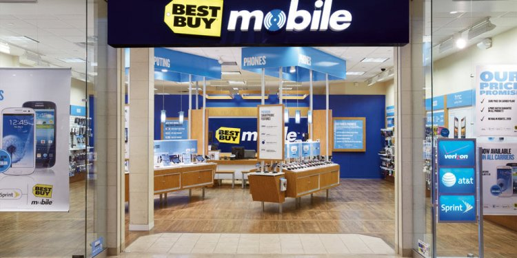BEST BUY MOBILE SPECIALTY