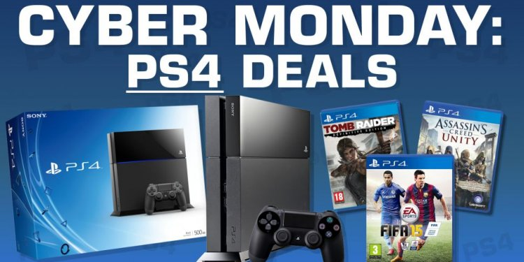 Sony PlayStation 4 deals