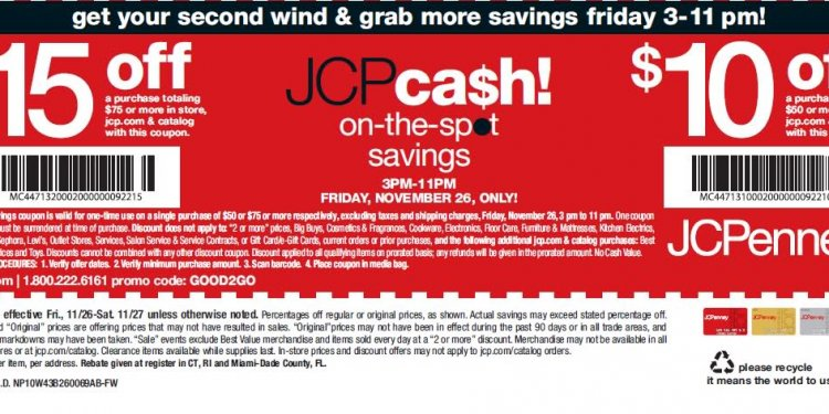 Black Friday Coupons NOV 27