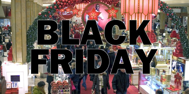 Black Friday 2015 sales and