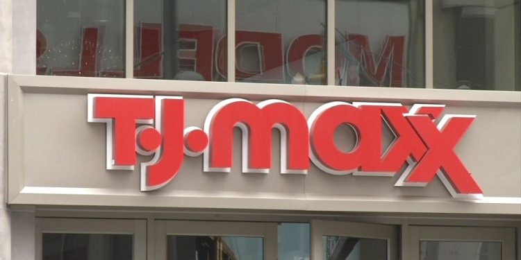 T.J. Maxx - Friday, Nov