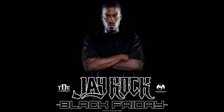 Black Friday by Jay Rock on