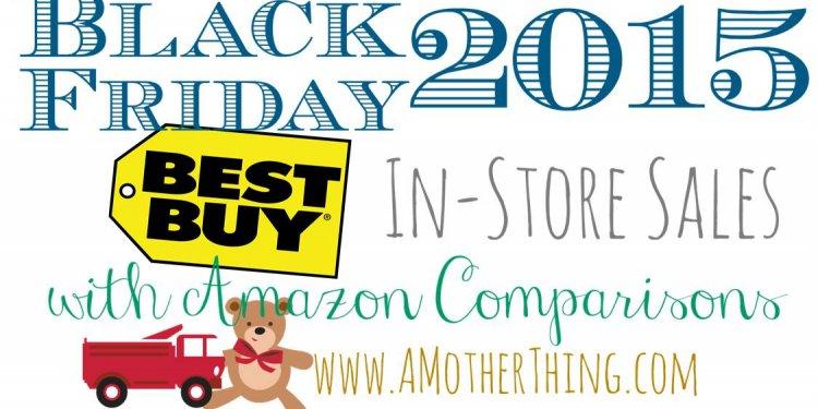 Black Friday 2015 Deals - In