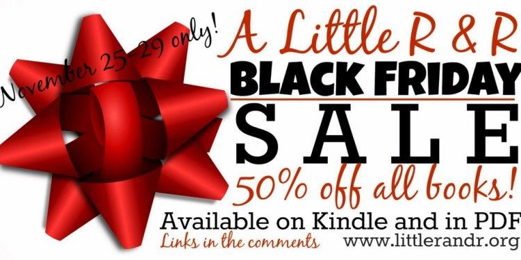 3. A Little R & R eBook Sale