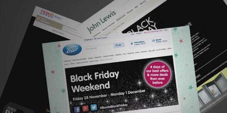 Black Friday goes global