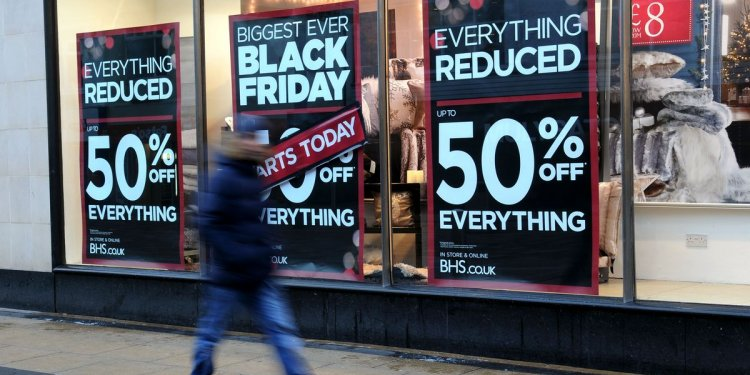 Black Friday live: deals and