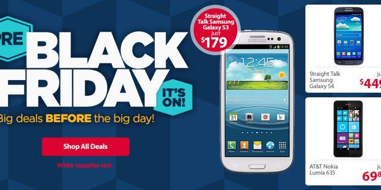 Black friday online deals on
