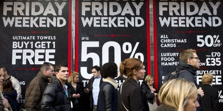 Black Friday: Stores taking