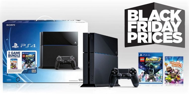 Black Friday Video Game Deals