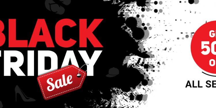 Black Friday Web Deals 2015