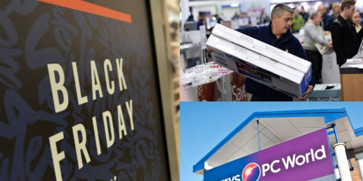 Currys Black Friday deals:
