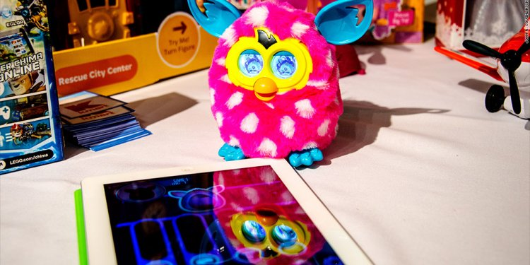 Walmart black friday furby