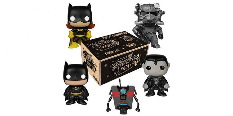 GameStop and Funko Team up for