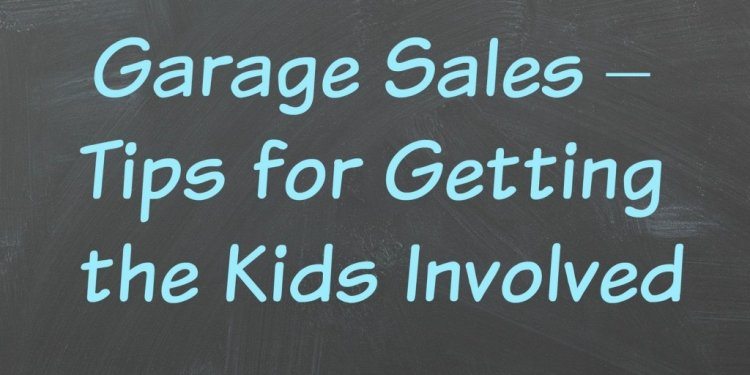 Garage Sales – Tips for