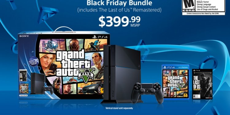 GTA V Playstation 4 Bundle