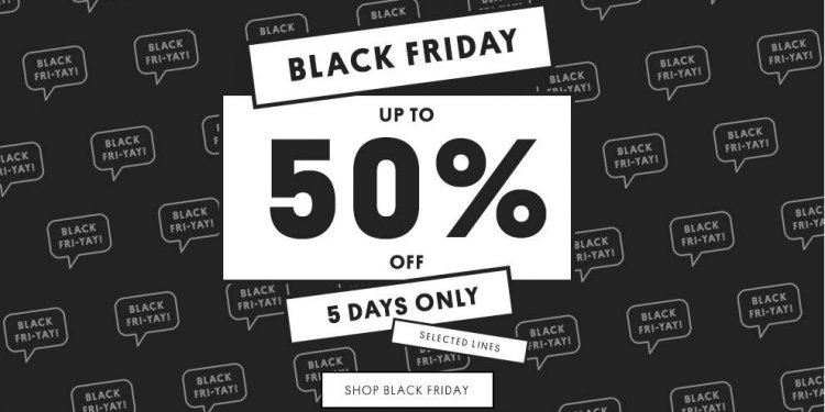 Topshop Black Friday 1