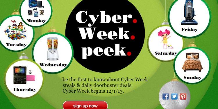 Ipad cyber monday deals