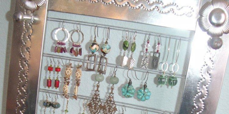 Jamie Hogsett Earrings Fingers