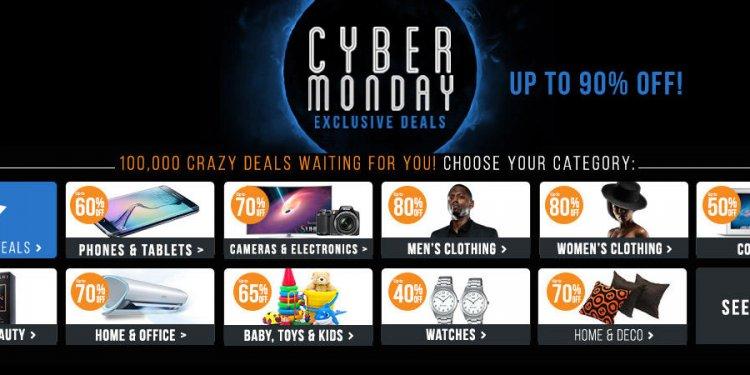 On Black Friday deals