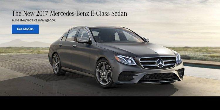 Mercedes-Benz Dealership Near