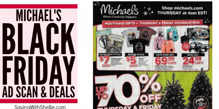 Michael s Black Friday Ad 2015