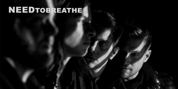 NEEDTOBREATHE Upcoming Tour