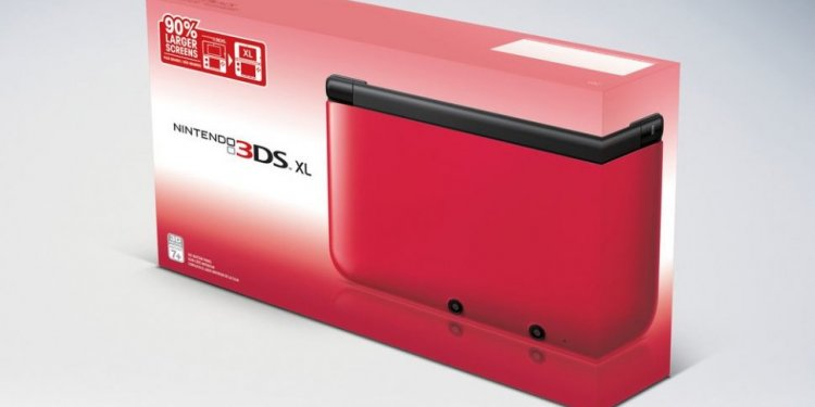 Nintendo 3DS XL Black Friday