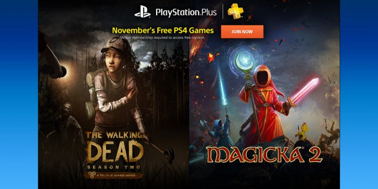 PlayStation Plus November 2015