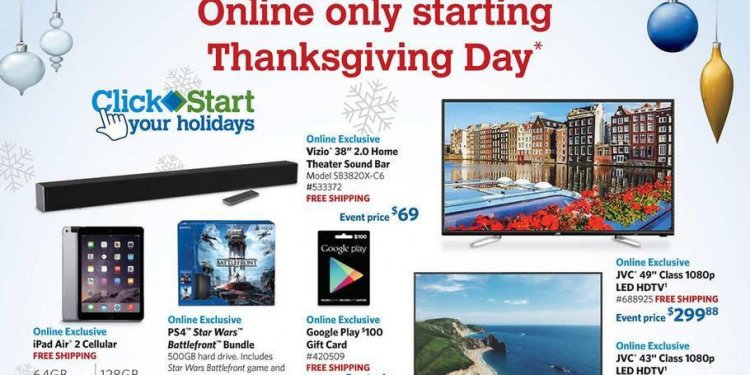 Sam s Club Black Friday ad