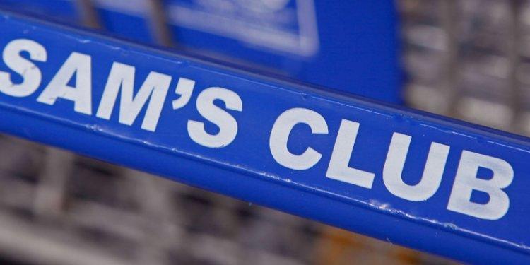 Photo of Sam s Club logo in