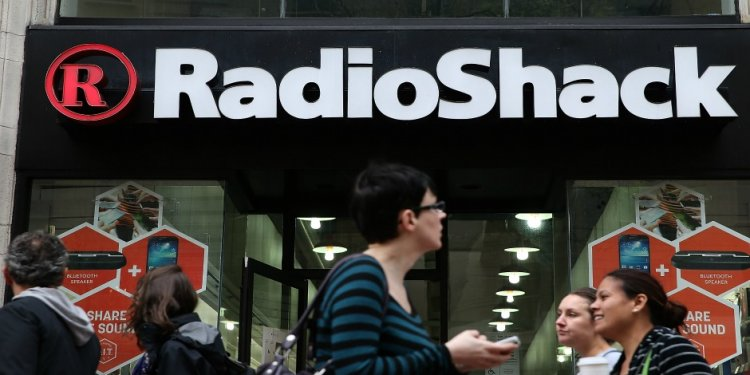 Nov 17 2015 RadioShack will