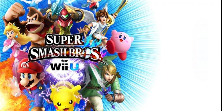 Smash Bros Wii U Black Friday
