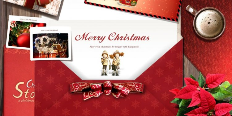 Photo Christmas Cards At