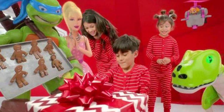 Target TV Spot, Holiday 2014: