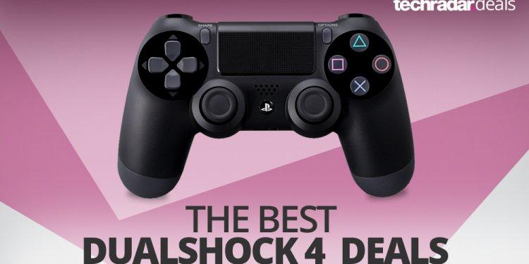 The best DualShock 4 deals in