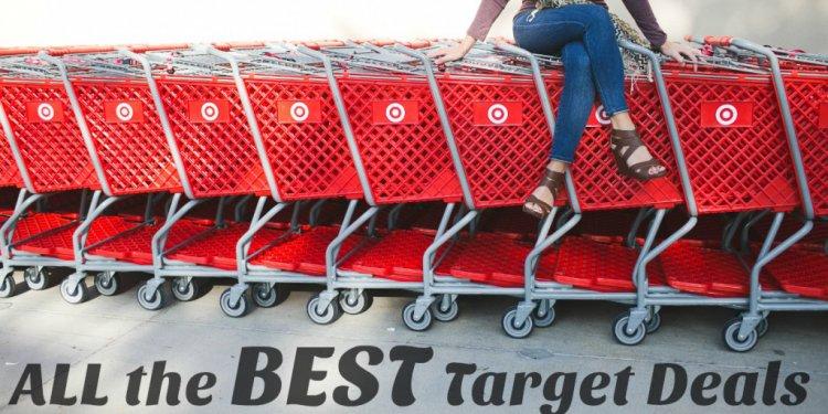All the Best Target Deals