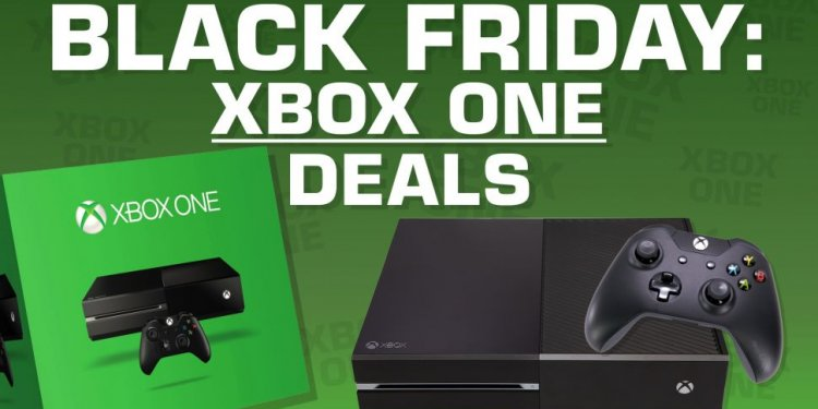Xbox one deals black friday