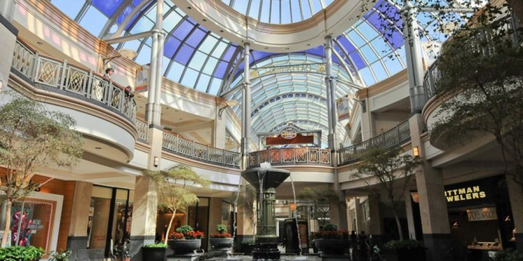 These 250+ National Malls Will