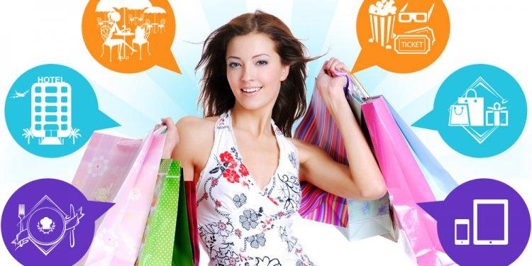 Shopping-banner