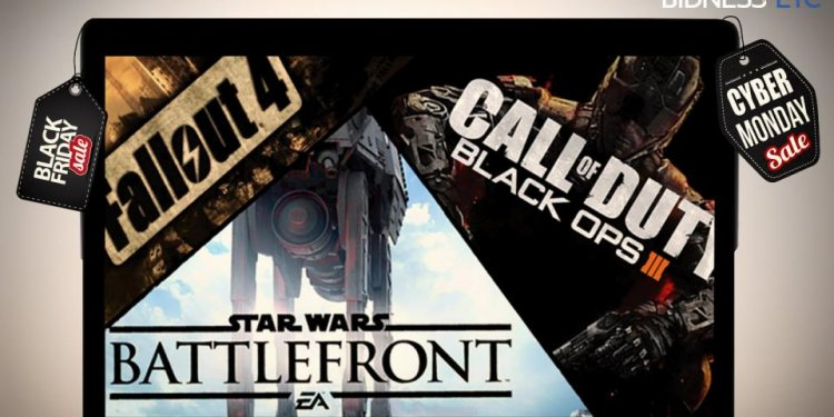 Top Video Game Deals For Black