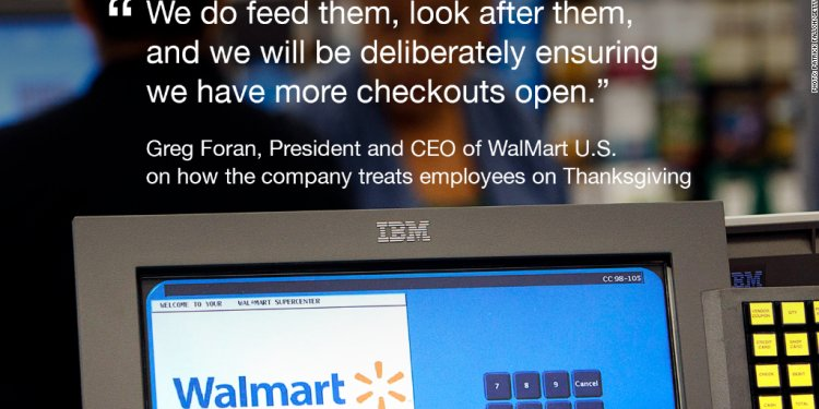 WalMart makes no apologies for