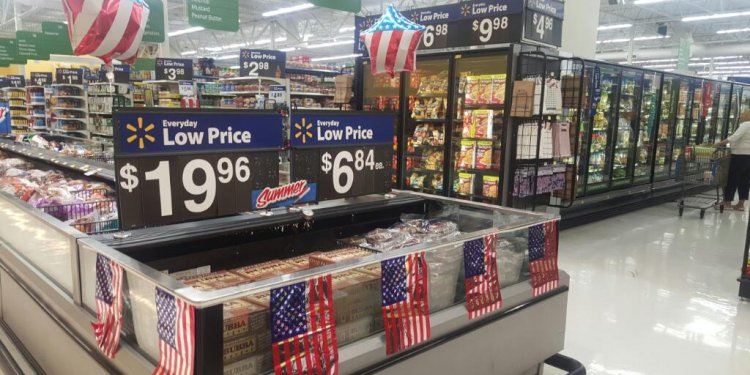 Walmart Supercenter, 630 E