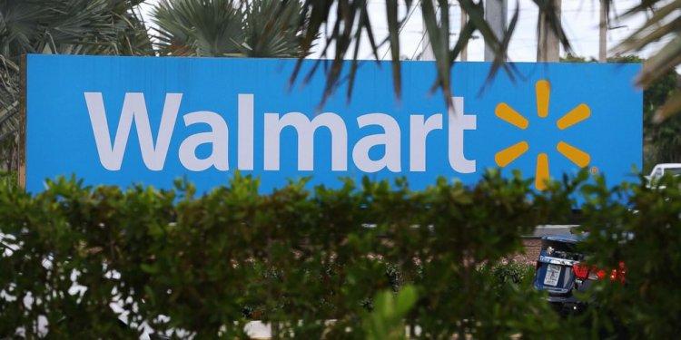 Walmart Unveils Its Black
