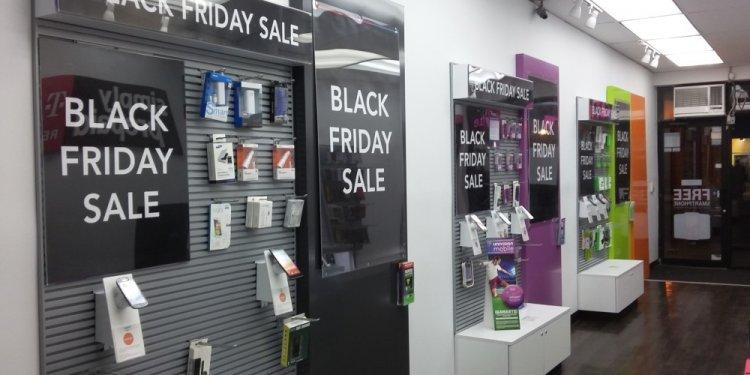 Black Friday Sale On Showcase