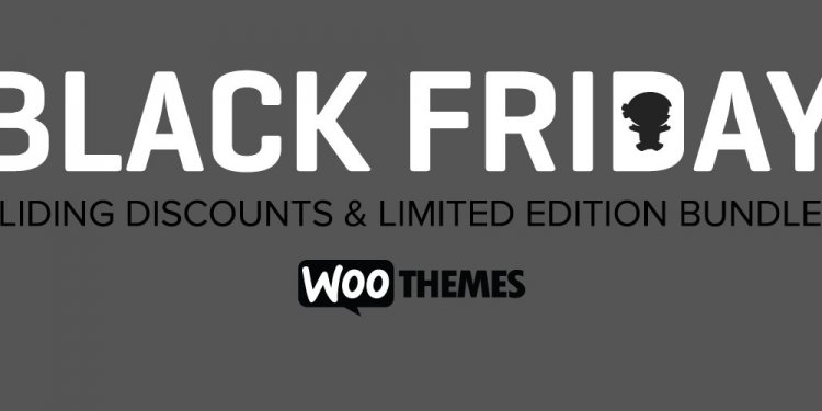WooThemes Black Friday